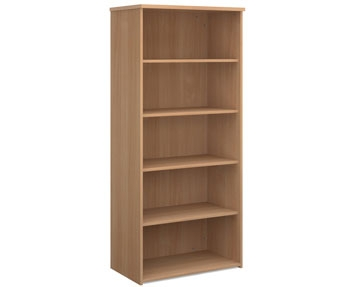 4 Shelf Office Bookcases