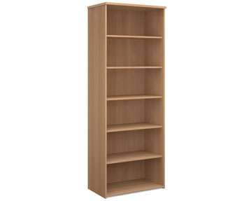 5 Shelf Office Bookcases