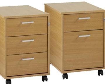 Wood Desk Drawers