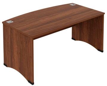Bow Front Desks