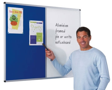 Combination Noticeboards