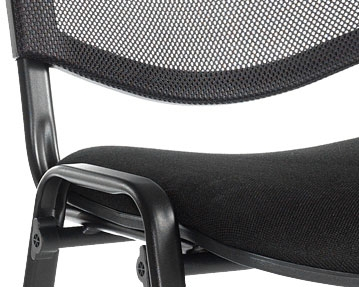 Conference Mesh Chairs