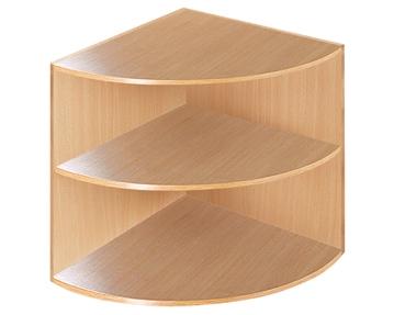 Corner Office Bookcases