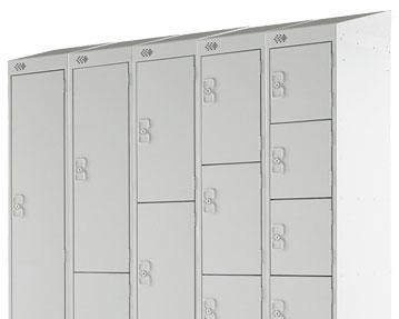 Value Line Sloping Top Lockers