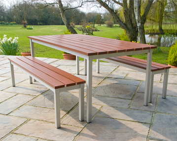 Bistro outdoor furniture