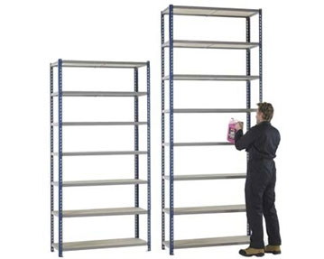 Standard Extra Tall Shelving