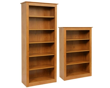 French Gardens Bookcases