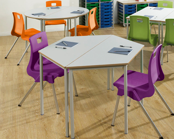 Fully Welded Tables