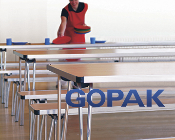 Gopak tables