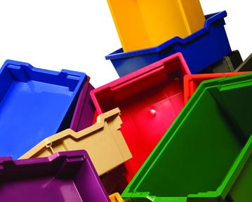 Gratnells storage