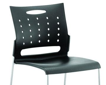 Meeting Polyurethane Chairs