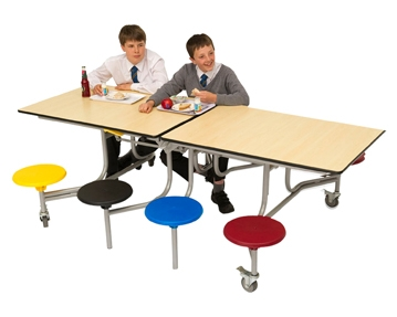 Mobile Dining Tables