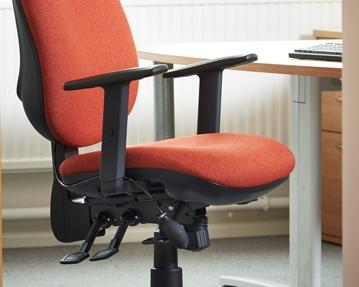 24hr ergonomic operator chairs