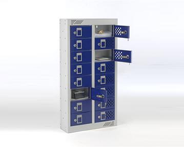 Personal item lockers