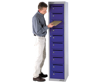 Postal lockers