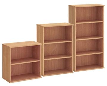 Proteus Bookcases