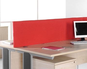 Rectangular Desk Screens
