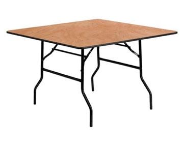 Square Folding Tables