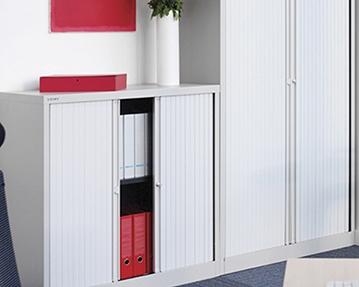 Tambour Door Cupboards