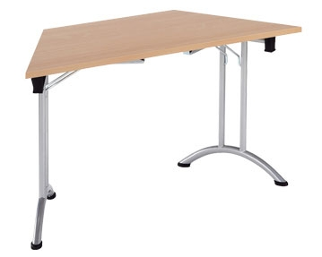 Trapezoidal Folding Tables