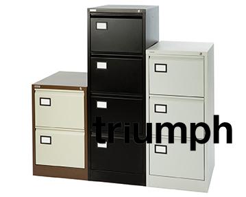 Triumph filing cabinets