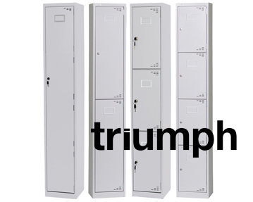 Triumph Lockers