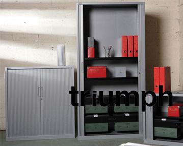 Triumph office cupboards