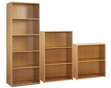 Value Line Budget Bookcases