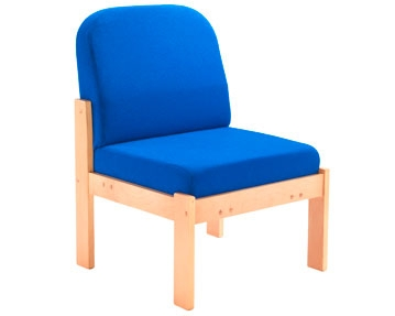 Wood Framed Occasional Seating