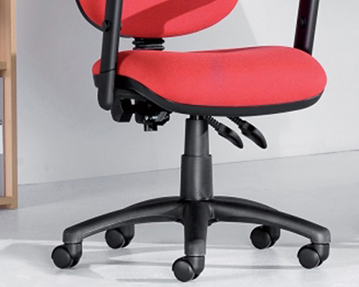 2 lever operator chairs