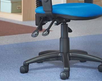 3 Lever Operator Chairs