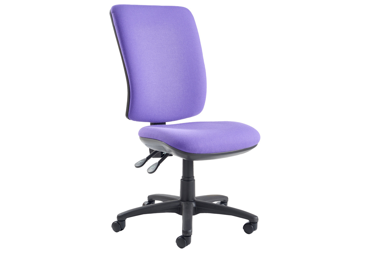 Isla high back operator chair no arms