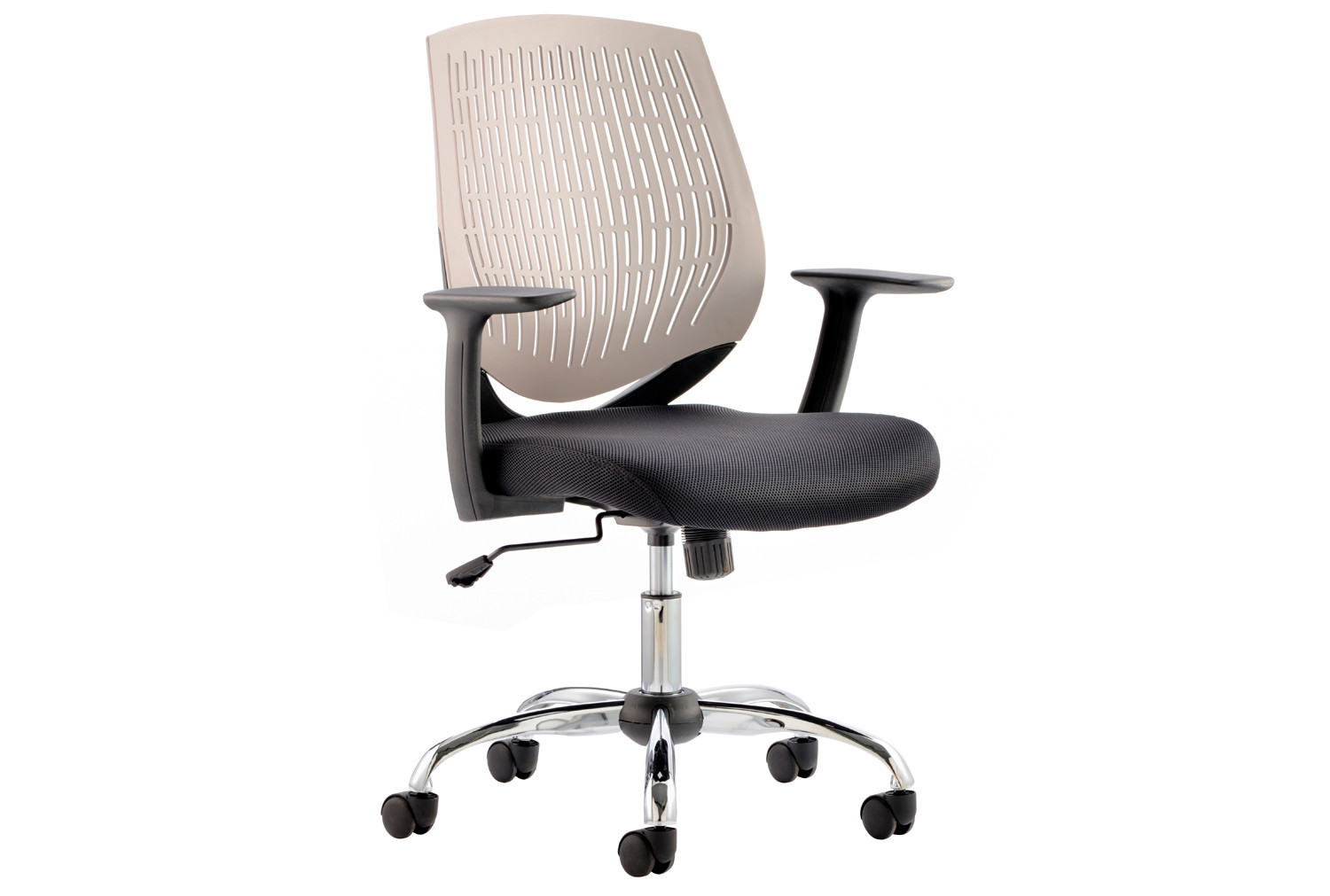 Rosina grey operator chair