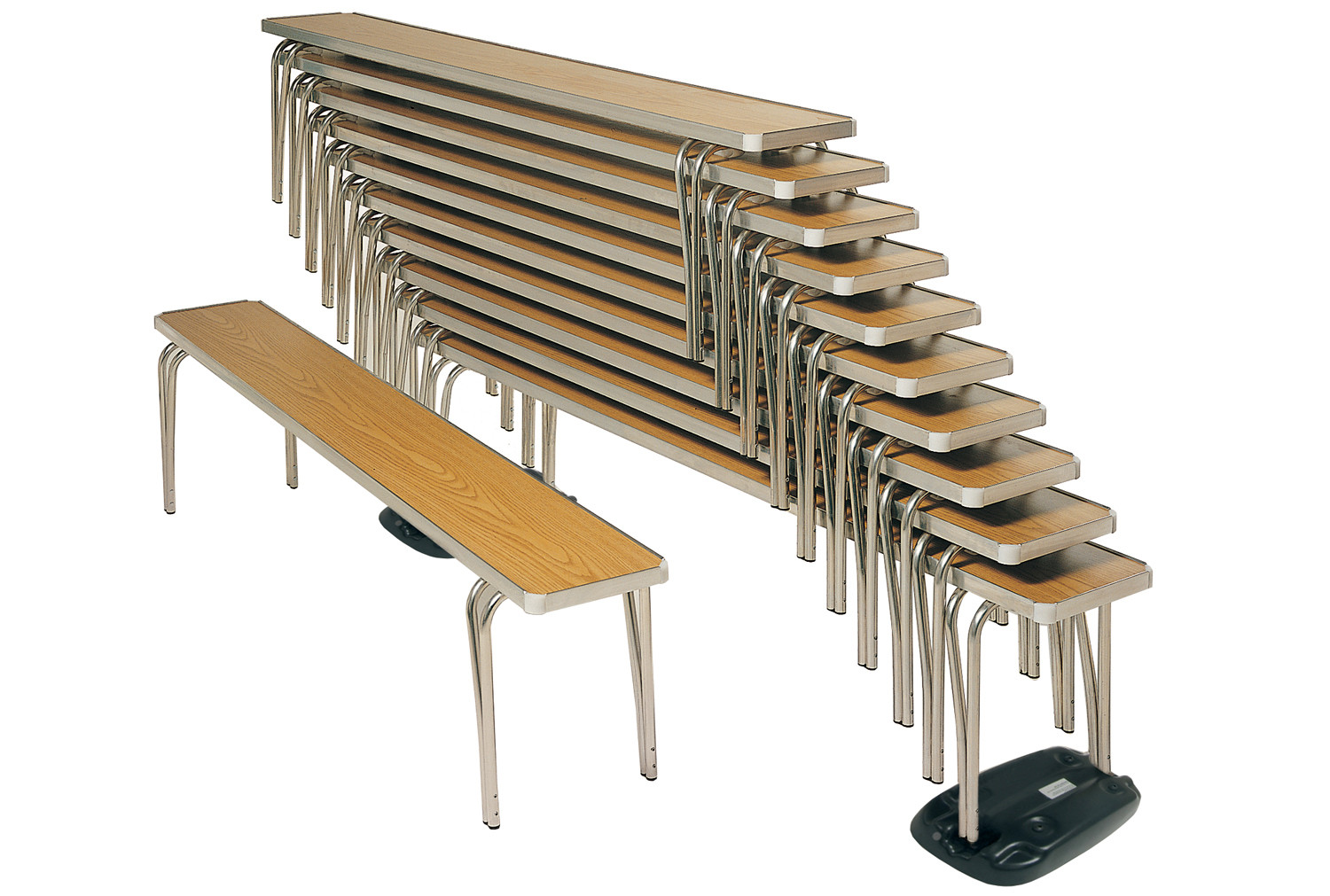 Gopak economy stacking benches