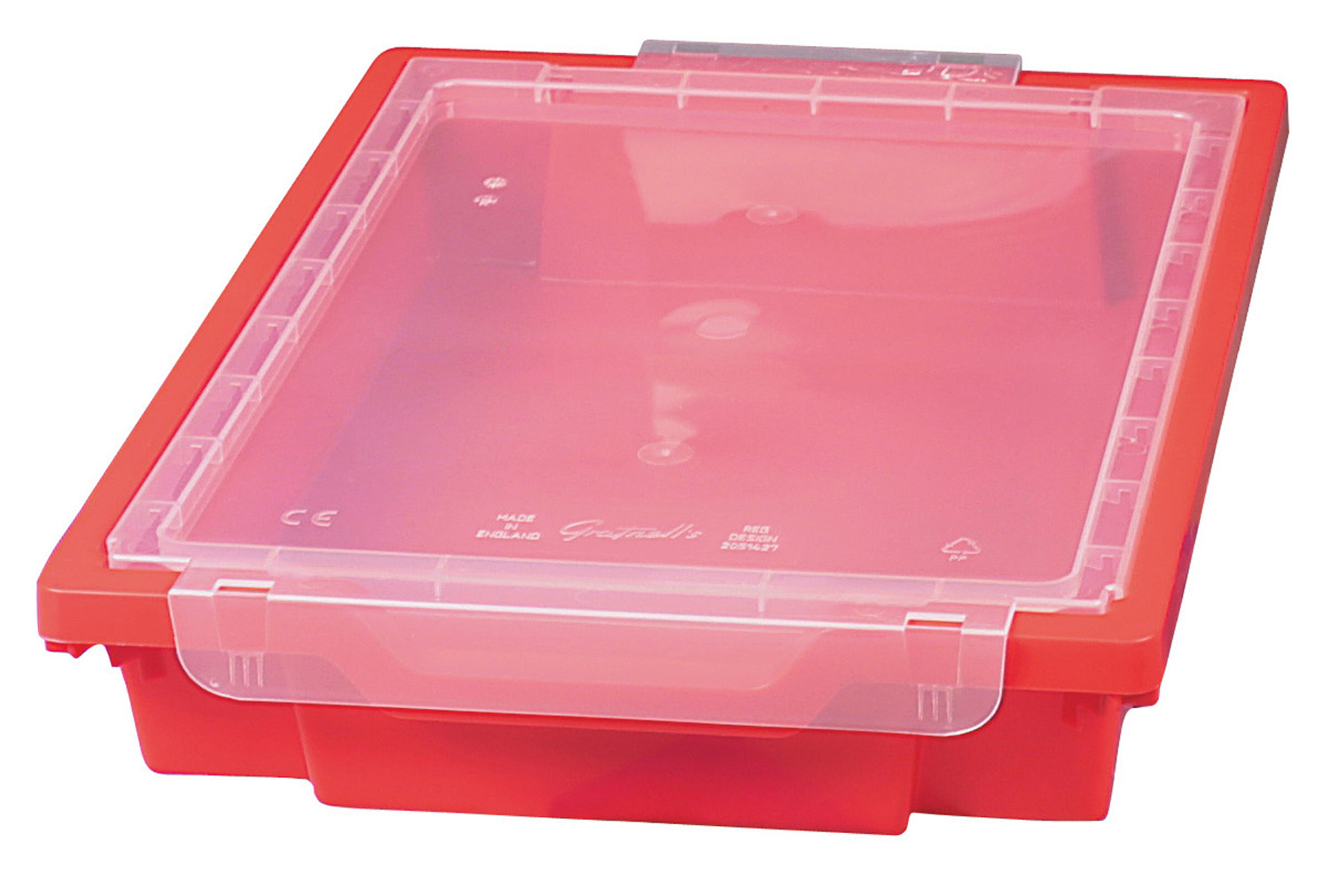 12 X 12 Clip On Lids For Gratnell Trays. Find Loads More Colours, Materials & Styles Online - Buy Office Furniture Online