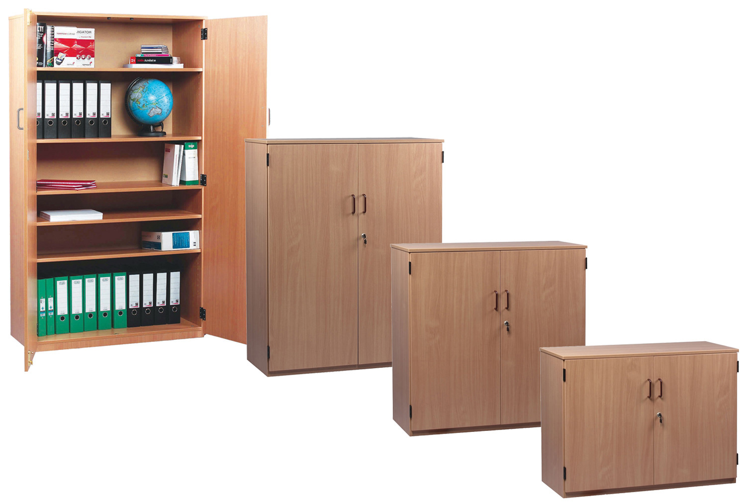School cupboards