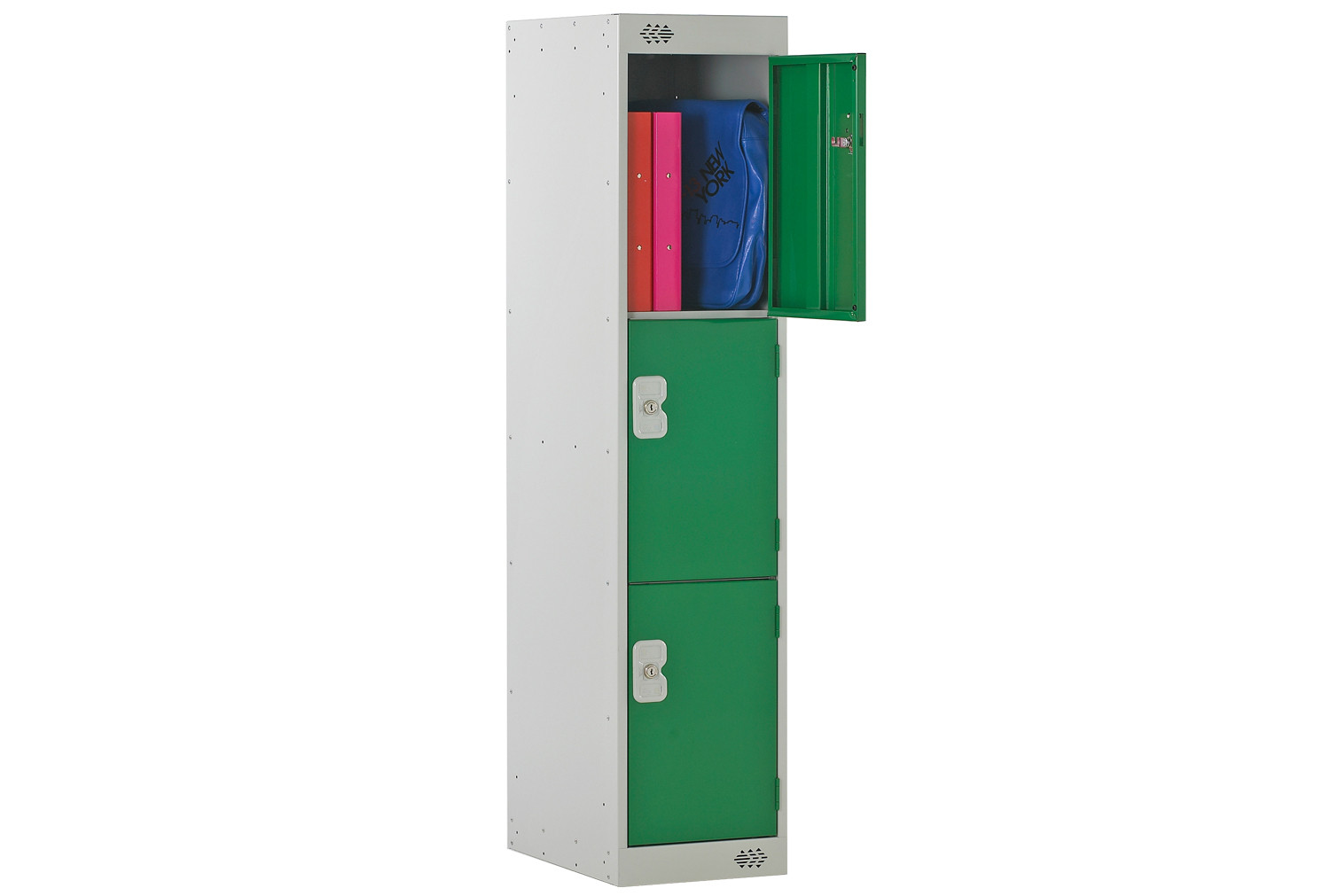Primary lockers 3 compartment