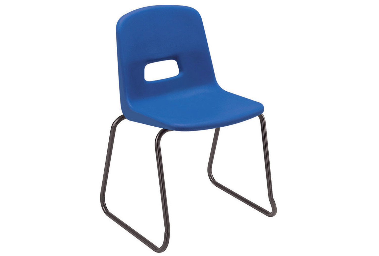 Reinspire RF70 skid base classroom chair