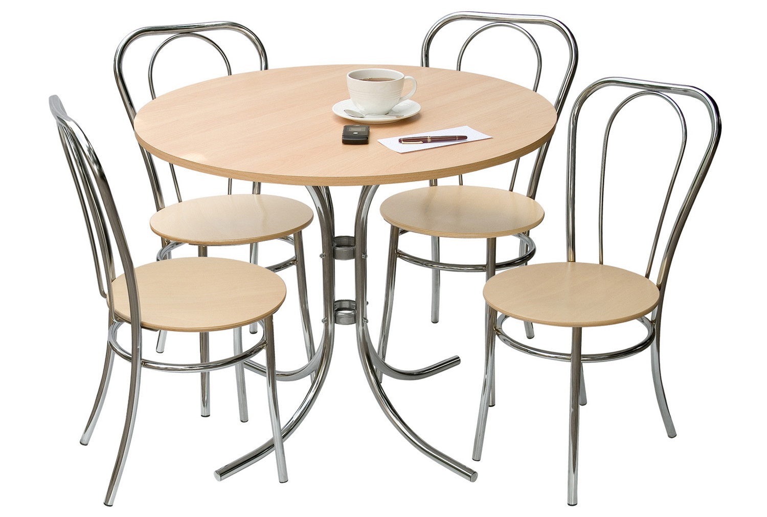 Heavy duty bistro set