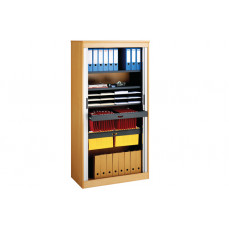 Multi storage tambour cupboards