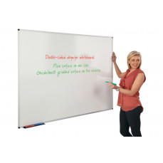Write-on® dual faced whiteboards