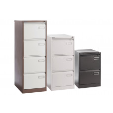 Executive filing cabinet