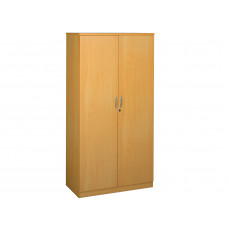 High capacity double door cupboards