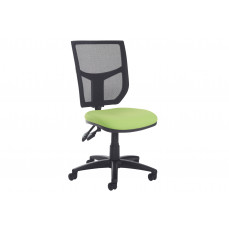 Gordy 2 lever mesh back operator chair no arms