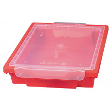 Clip on lid for Gratnell trays