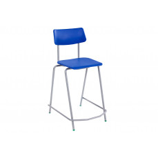 Metalliform BS High classroom chair