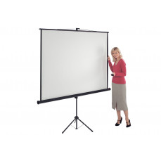 Leader tripod projection screens