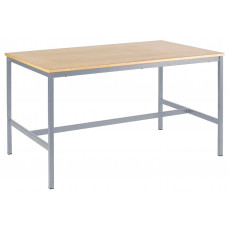 Fully welded craft tables