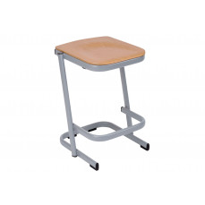 Sands cantilever classroom stool