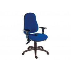 Comfort ergo air operator chair with adjustable arms